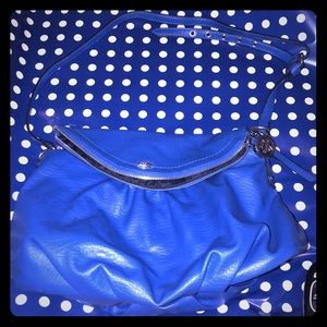 Juicy Couture Royal Blue Mini Crossbody